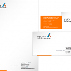 Amicable ID Stationery