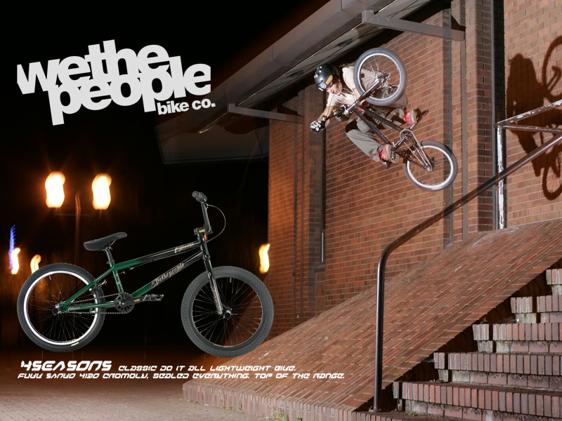Advert extreme sports magazine